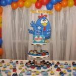 festa da galinha pintadinha barata